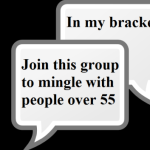 Group logo of 55 and Over Mingle