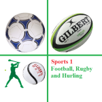 Group logo of Football, Rugby and Hurling